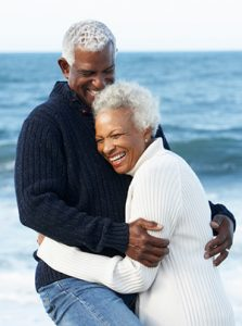 get partial dentures from your dentist in West Knoxville