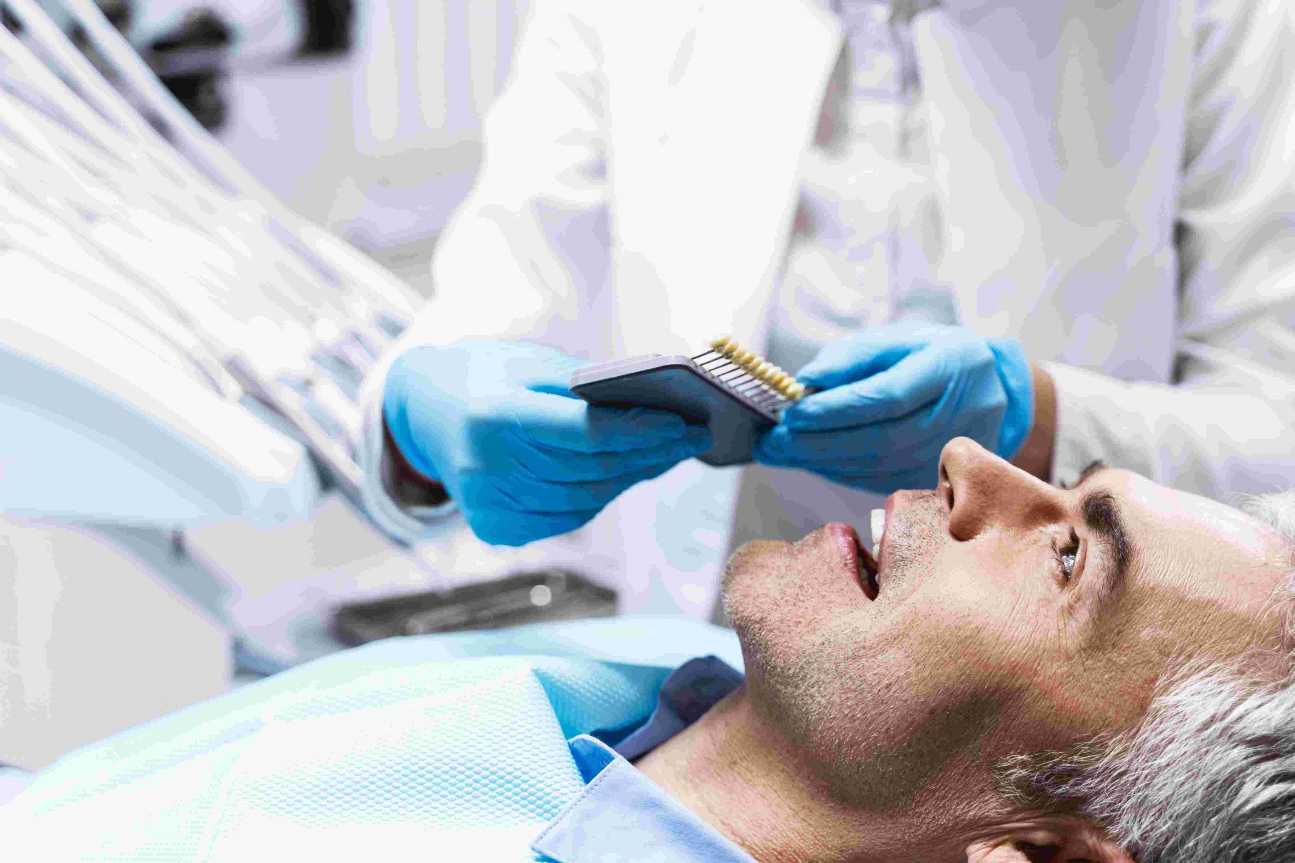get porcelain veneers to fix crooked teeth at your West Knoxville dentist